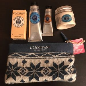 L'OCCITANE Shea Comfort Collection Gift Set NEW